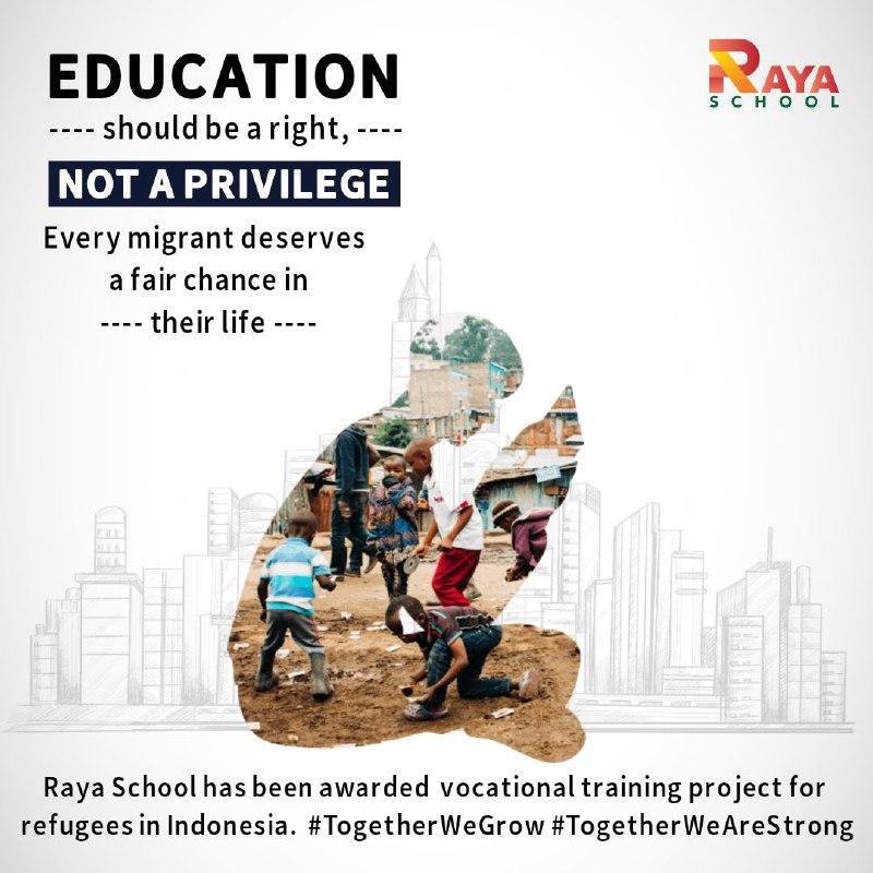 Raya School X IOM